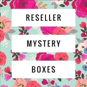 Mystery Box FP, Anthro, Madewell, Etc.